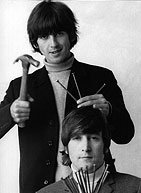 John, George and nails